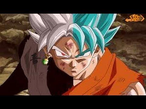 Dragon Ball Super - Bảy viên ngọc rồng siêu cấp tập 57 - 58. Nguồn gốc sức  mạnh của Black