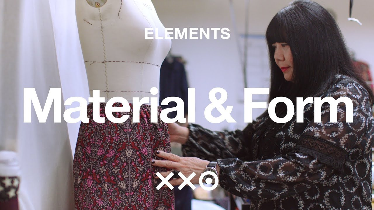 Design Elements Material Form Youtube