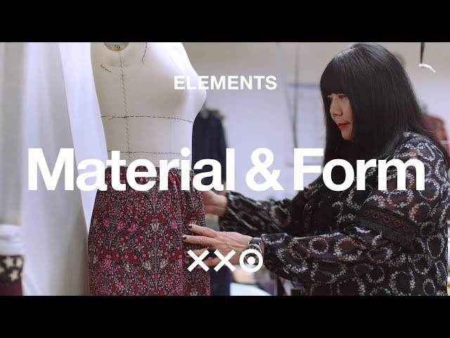 Design Elements | Material & Form