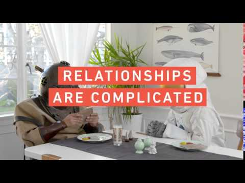 "Zendesk - Relationships Are Complicated: ""I Made Dinner"""
