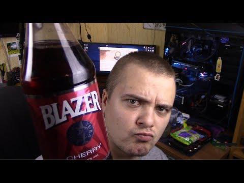 Blazer вишня в 2018ом / Травим байки и делаем тест напитка