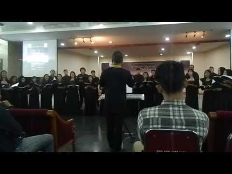 Perbanas Institute Choir - O Ina Ni Keke