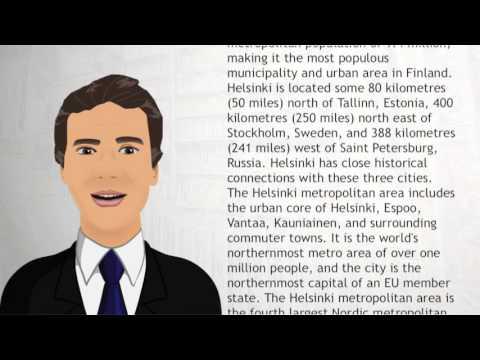 Helsinki - Wiki Videos