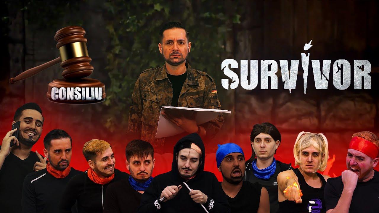 SURVIVOR ROMANIA 2021 - Ep.4 (parodie)