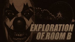 Exploration of Room B by Aric Sundquist