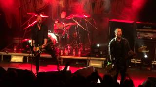 "The Wildhearts "" Vanilla Radio "" rock city, Nottingham 12-4-14"
