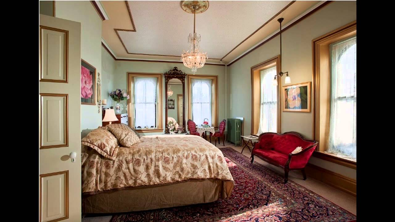 Best Victorian bedroom decorations ideas - YouTube