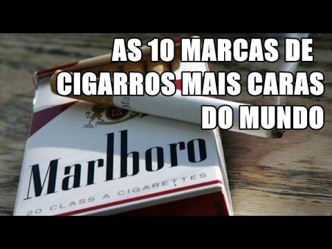 AS 10 MARCAS DE CIGARROS MAIS CARAS DO MUNDO