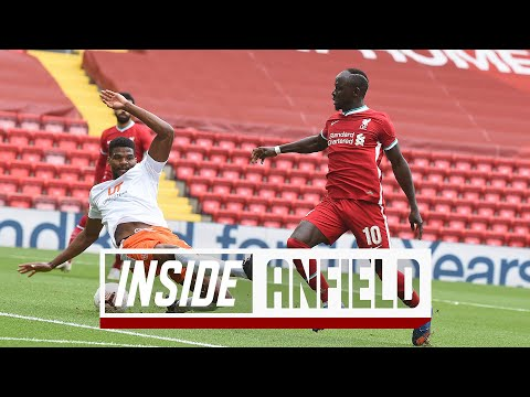 Inside Anfield: Liverpool 7-2 Blackpool   Reds hit seven to close out pre season