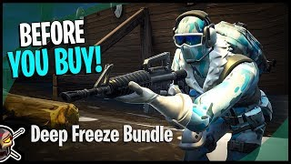 NEW Deep Freeze Bundle | Worth?! - Before You Buy - Fortnite