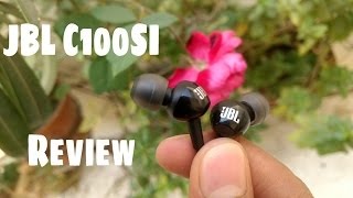 Best Budget Headphones?    JBL C100si Review   
