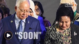 Police: We will be calling Najib, Rosmah soon
