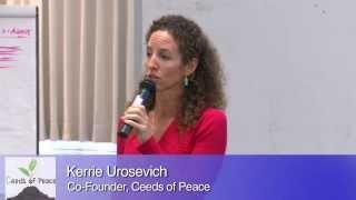 Ceeds of Peace Workshop