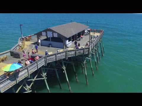garden city pier - Garden City Beach