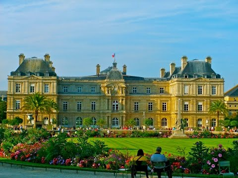 Garden and Palace of Luxembourg