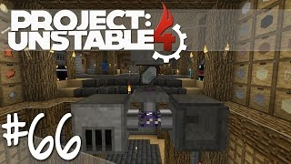 Project: Unstable [S4][#066][HD][Deutsch] Applied Energistics Charger, Inscriber, Vibration Chamber