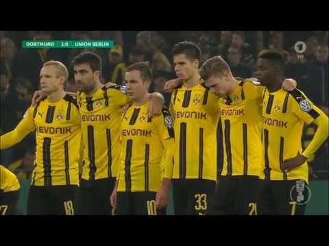 BVB Road to Berlin 2017 / Alle Tore / Fans / Elfmeter uncut