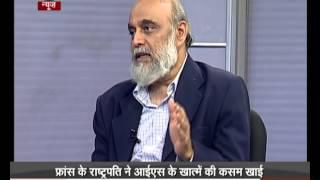 Charcha Mein: Global war against Terrorism