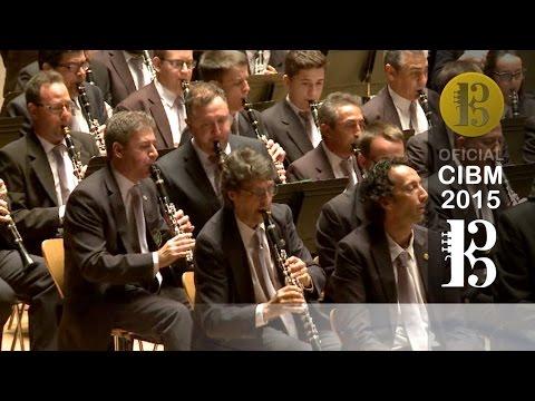 CIBM 2015 - Sociedad Musical Instructiva Santa Cecilia De Cullera - El Jardín De Las Hespérides