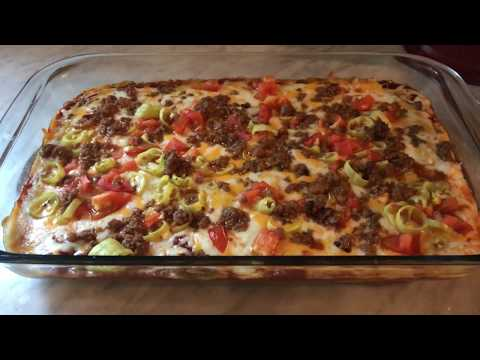 Low Carb Pizza Casserole | Dollar General Surprise