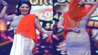 Sunny Leone Shakes Booty To Madhuri Dixit Dhak Dhak Karne Lagaa Song
