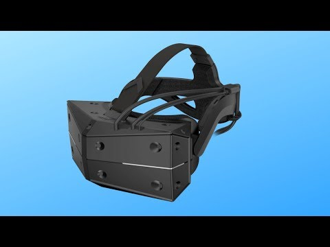 StarVr One - Virtual Reality Headset