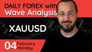 XAUUSD - Forex Trading Setups (04 February 2019)