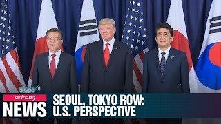Korea-Japan Trade Dispute and the U.S. Security Mechanism in Northeast Asia