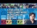 History of Video game music - A fun look at Video Game Music in the last 50 years (2018)