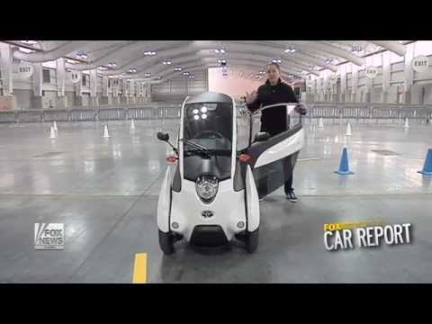 FOX Car Report - Toyota's 'car' of the future