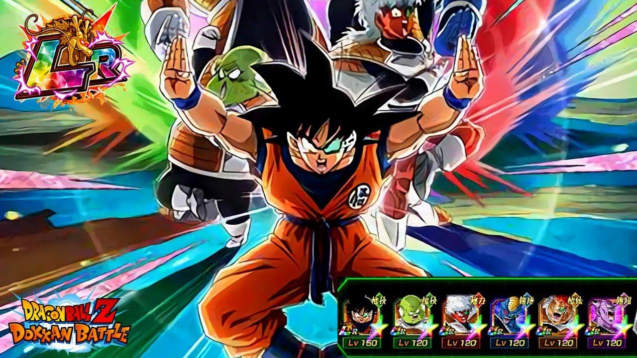 F2p Lr Ginyu Force Goku F2p 100 Rainbow Ginyu Force Team Dbz