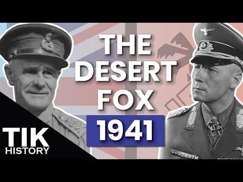 The Desert Fox | Rommel