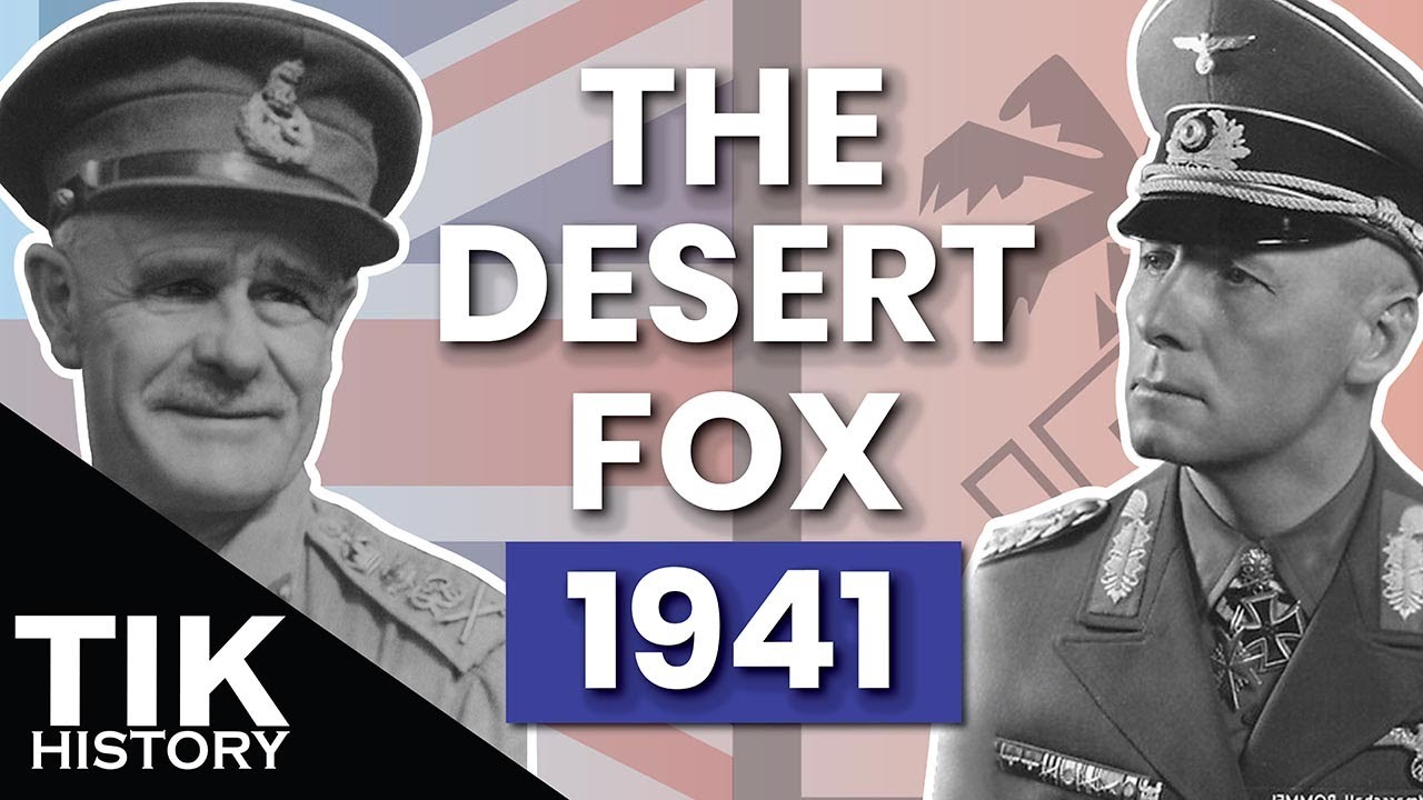 Download The Desert Fox | Rommel's FIRST Battle in the North African Campaign | BATTLESTORM