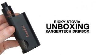 unboxing kangertech dripbox vape indonesia