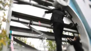 АЯЗ & НАСТЯ - ключ (Качканар 2012) (Свадебное видео)