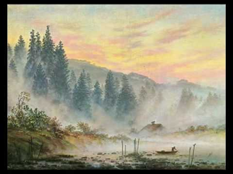 UN PITTORE IN 5 MINUTI: FRIEDRICH