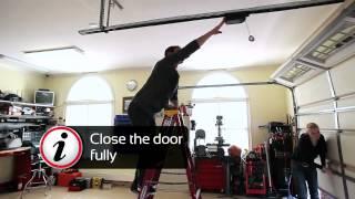 Garage Door Opener Installation Sommer