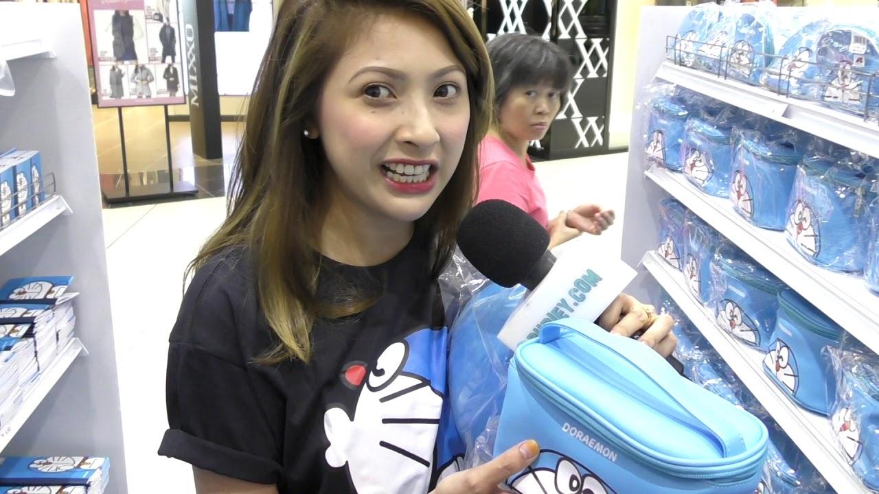 Ikut Sarah Ismail Pilih 5 Merchandise Doraemon Yang Best