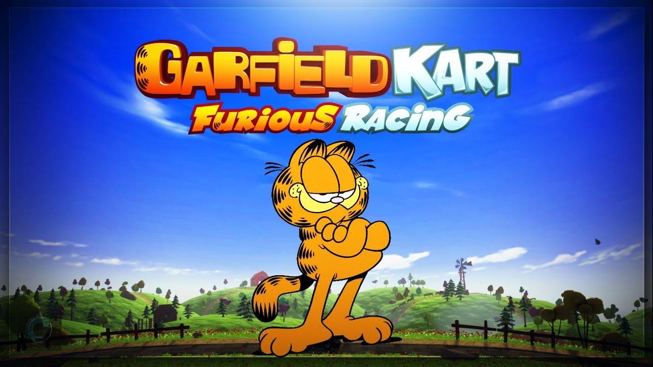 Garfield Kart Furious Racing Gameplay Pc Game Youtube