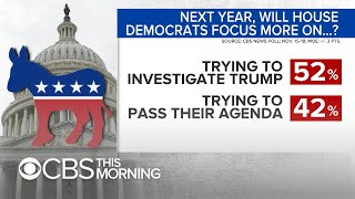 What will House Democrats focus on in 2019?
