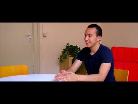 Le parcours d'Hamza à l'École polytechnique de Bruxelles