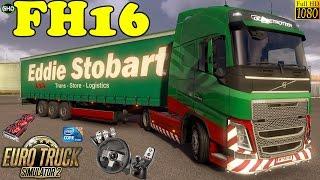 ETS 2 - Eddie Stobart Volvo FH16