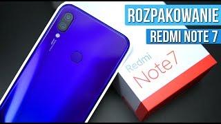 Xiaomi Redmi Note 7 [PL] - Rozpakowanie - Czy faktycznie ma APARAT 48MP? / Mobileo [PL]