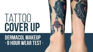Tattoo Covering Makeup · Does It Last?