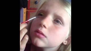 Girl Leprechaun Makeup Thumbnail