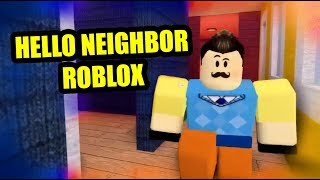 Hello Father! - Neighbor Roblox Map