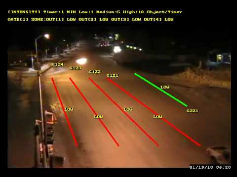 Traffic Sensor - CA, Hwy 89/28 Junction - Internet Stream: 5fps 640x480