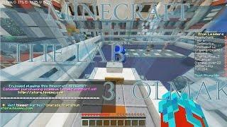Minecraft The Lab Oynuyorum - Kral Son Anda 3. Oldu - ( sEsli )