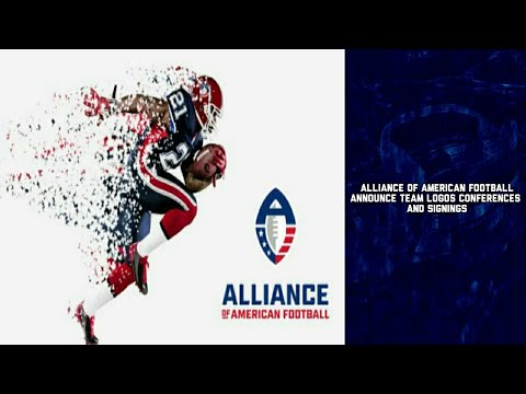 93929d76f78 Alliance of American Football Announce Team Logos