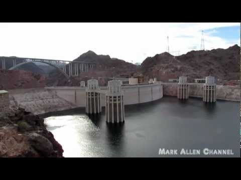 Arizona & Nevada Tourist Attraction ~ The Hoover Dam